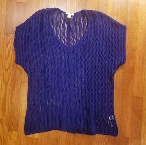OLD NAVY Sweater Beach Cover Up SMALL